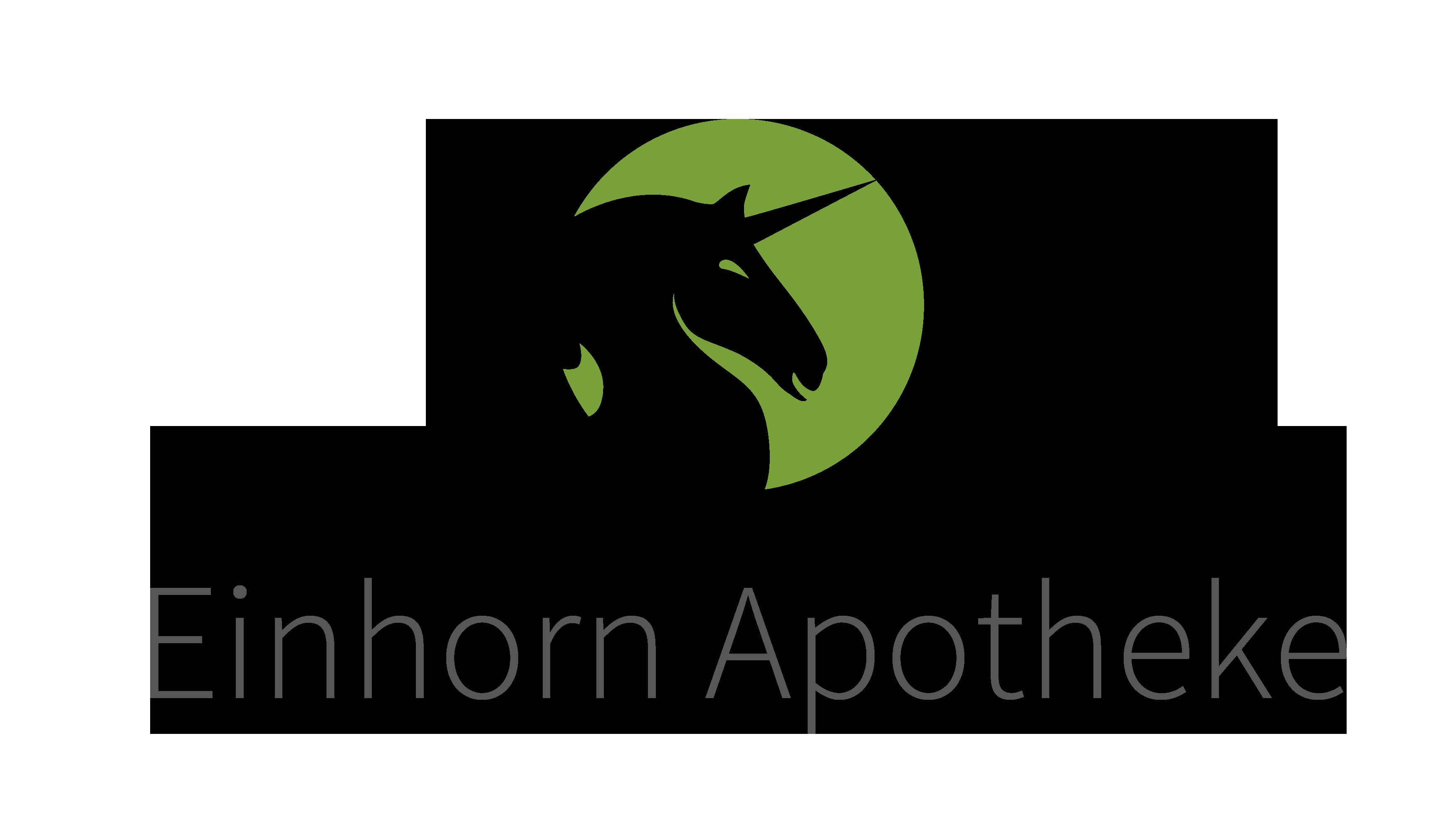 Einhorn Apotheke Logo